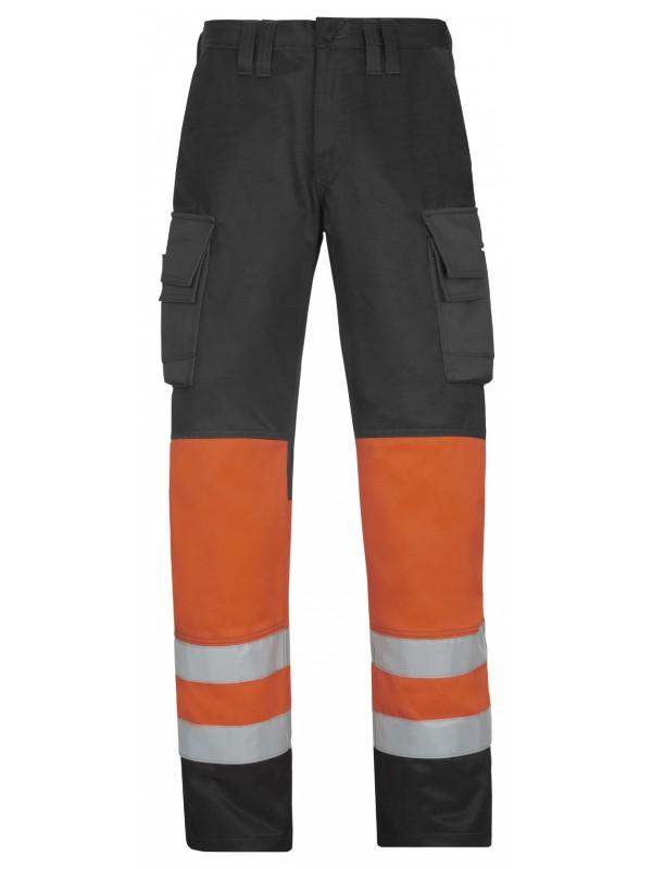 Pantalon haute visibilité, Classe 1 SNICKERS 3833